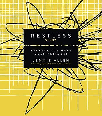 Restless Bible Study by Jennie Allen