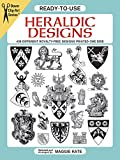 Ready-to-Use Heraldic Designs
