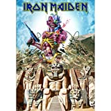 Iron Maiden Postcard: Somewhere Back in Time