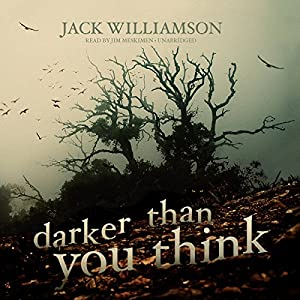 Darker Than You Think Audiobook