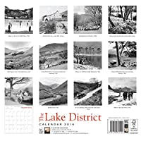 The Lake District wall calendar 2016 (Art calendar) by Flame Tree Publishing