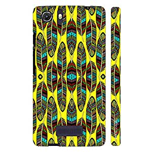 Micromax Canvas Unite 3 I Can Fly! designer mobile hard shell case by Enthopia