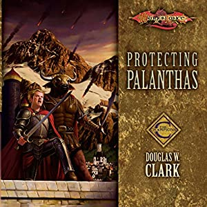 Protecting Palanthas Audiobook