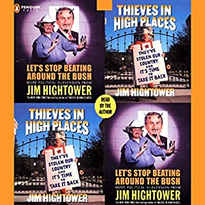 Let's Stop Beating Around the Bush & Thieves in High Places Audiobook