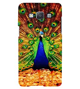 GADGET LOOKS PRINTED BACK COVER FOR SAMSUNG GALAXY A7 MULTICOLOUR