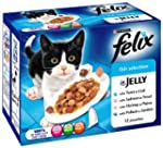 Felix Pouch CiJ Fish Selection  12 x...