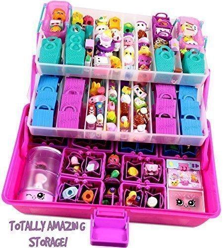 Shopafun Organizer - Shopkins Compatible Carrying Case