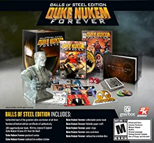 Duke Nukem Forever: Balls of Steel Edition - PC
