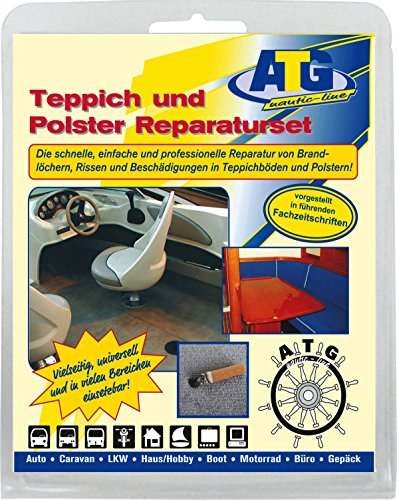 Carpet - Upholstery - Burn Hole Repair Kit Boat
