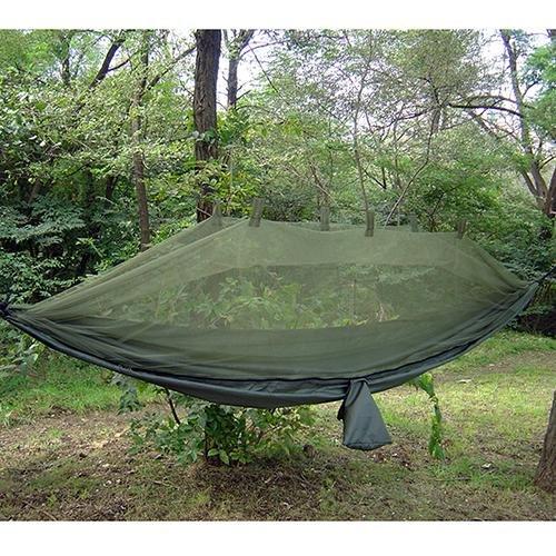 Snugpak Jungle Hammock with Mosquito Net, Olive