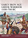 Early Iron Age Greek Warrior 1100�700 Bc