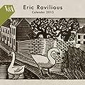 V&A Eric Ravilious wall calendar 2015 (Art calendar) (Flame Tree Publishing)