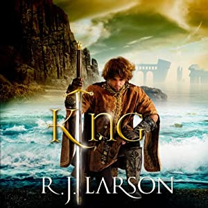 King: Books of the Infinite, Book 3 | [R.J. Larson]