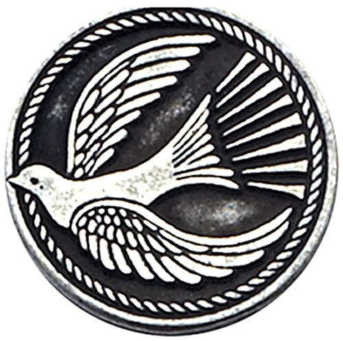 Cathedral Art PT106 Holy Spirit Pocket Token, 1-Inch