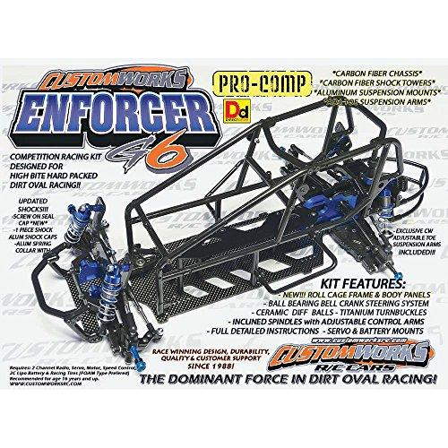 CUSTOM WORKS RC 0926 Enforcer Gen 6 DD Pro-Comp Kit (Custom Works Enforcer compare prices)