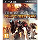 Transformers: Fall of Cybertron (PS3) (輸入版)