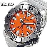 セイコー SEIKO スーペリア オレンジモンスター ダイバーズ 自動巻 腕時計 SRP309J1 [並行輸入品]
