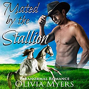 Mated by the Stallion Audiobook