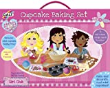 Galt Girl Club Cupcake Baking Set