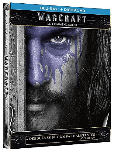 Warcraft : le commencement [Blu-ray + Copie digitale]