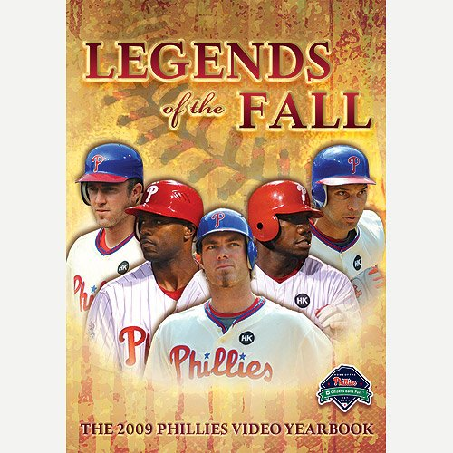 Legends Of The Fall: The 2009 Philadelphia Phillies Video Yearbook (Documentary) at Amazon.com