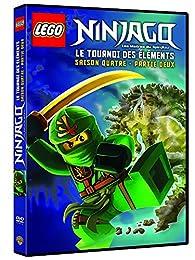 Lego Ninjago, Les Maîtres Du Spinjitzu - Saison 4 - Le Tournoi Des Éléments - Pa