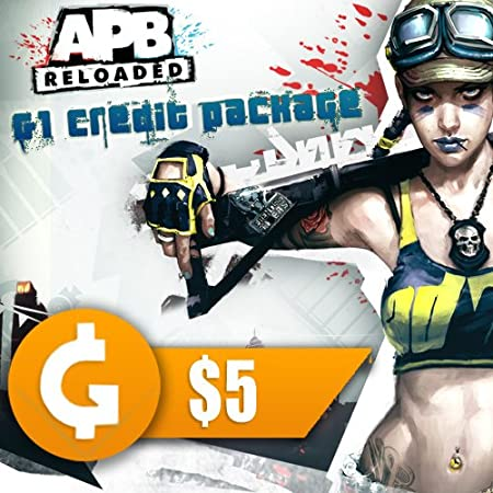 400 G1 Credits: APB Reloaded [Instant Access]