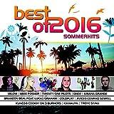 Best of 2016 - Sommerhits - Verschiedene Interpreten