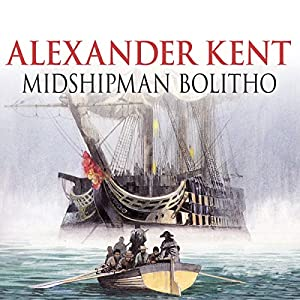 Midshipman Bolitho Hörbuch