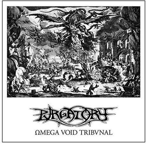 Omega Void Tribvnal (Digipak Version) by Purgatory (Ger)