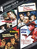 Humphrey bogart - 4 grandi film (4 dvd) box set dvd Italian Import