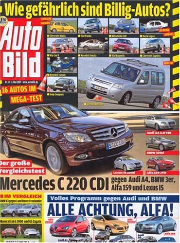 Auto-Bild - Germany