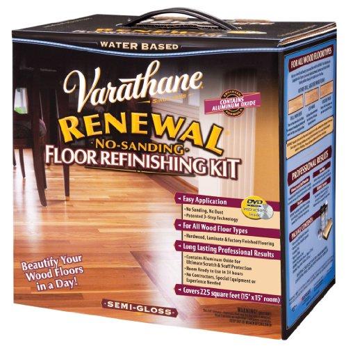 Varathane Renewal Floor Refinishing Kit Infobarrel