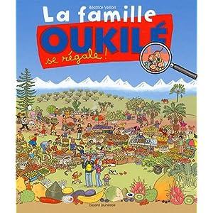 La famille Oukilé se régale