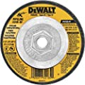 DEWALT DW8435 4-1/2-Inch by 1/8 Inch by 5/8-Inch -11 Pipeline Cutting / Grinding Wheel