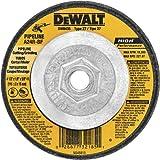 Disco DEWALT DW8435 4-1/2- pies por 1/8 de 5/8-11 Pipeline corte