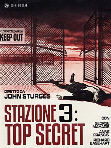 Stazione 3: Top Secret (DVD)