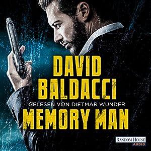 Memory Man (Amos Decker 1) Hörbuch von David Baldacci Gesprochen von: Dietmar Wunder