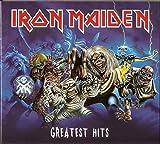Iron Maiden Greatest Hits 2015 2CD Set Digipak