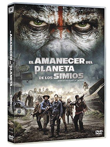 El Amanecer Del Planeta De Los Simios [DVD]