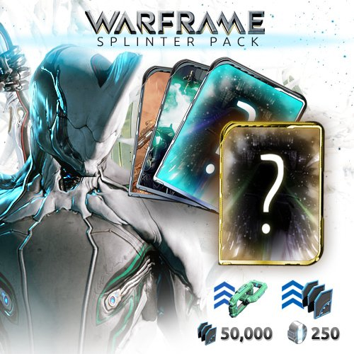Warframe Splinter Pack [Online Game Code]