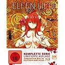 Elfen Lied Limited Edition 2.000 Stück - 2 BD's -Stück...