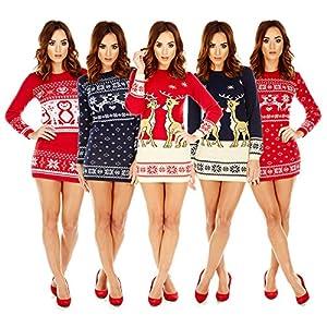 Ladies Christmas Jumpers
