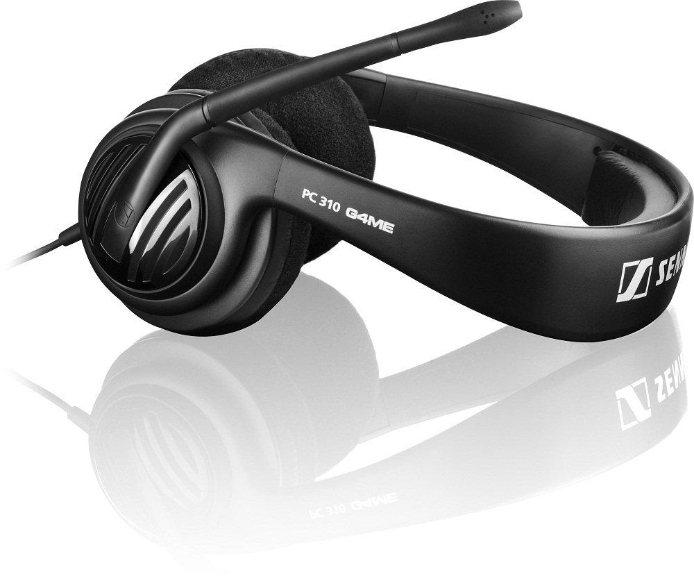 手机电脑 耳机 森海塞尔 sennheiser pc 310 gaming headset  分享到