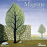 img - for 2014 Rene Magritte Wall Calendar book / textbook / text book