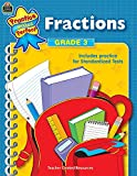 Fractions Grade 3 (Practice Makes Perfect (Teacher Created Materials))