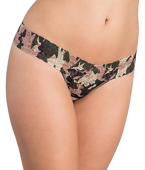 Hanky Panky Women's Hunter Low Rise Thong