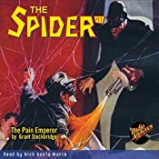Spider #17 February 1935: The Spider | Grant Stockbridge,  RadioArchives.com