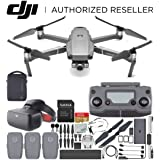 DJI Mavic 2 Zoom Drone Quadcopter with 24-48mm Optical Zoom Camera with DJI Goggles Racing Edition & Fly More Kit Combo Bundle (Color: Zoom, Tamaño: with Fly More Kit)