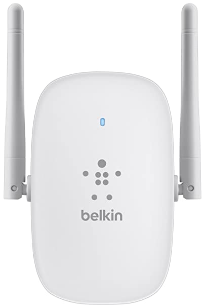 Belkin N300 Wireless Mini Dual Band Range Extender